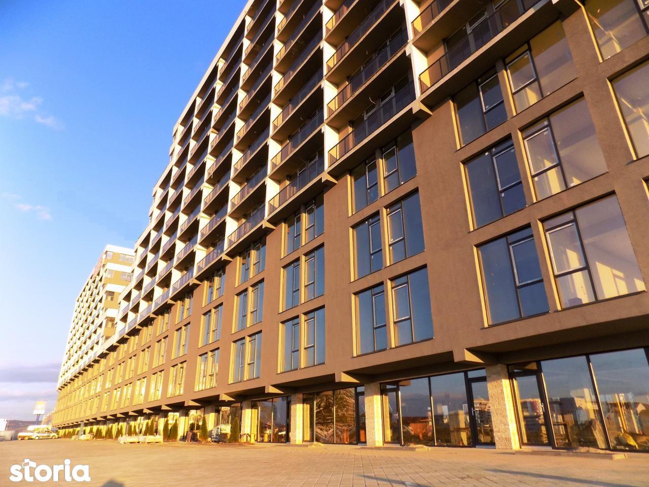 Apartament 3 camere Intabulat si Finisat Cosmopolitan Residence