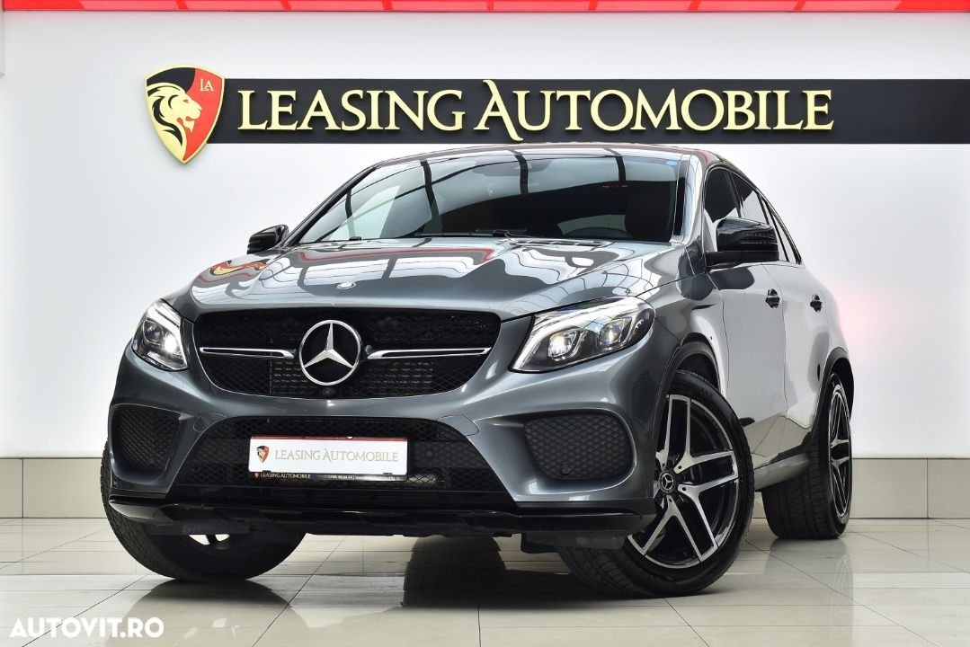 Mercedes-Benz GLE Coupe 350 - 2