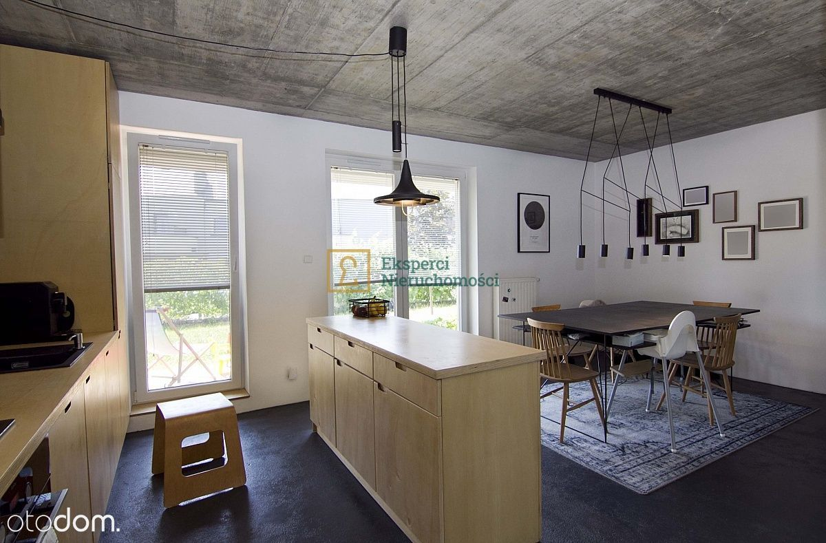 3-pokojowe mieszkanie - 2 ogródki, 2 m. postojowe