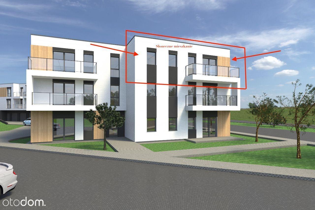 Mieszkanie Narożne - W cenie 3 MIEJSCA POSTOJOWE