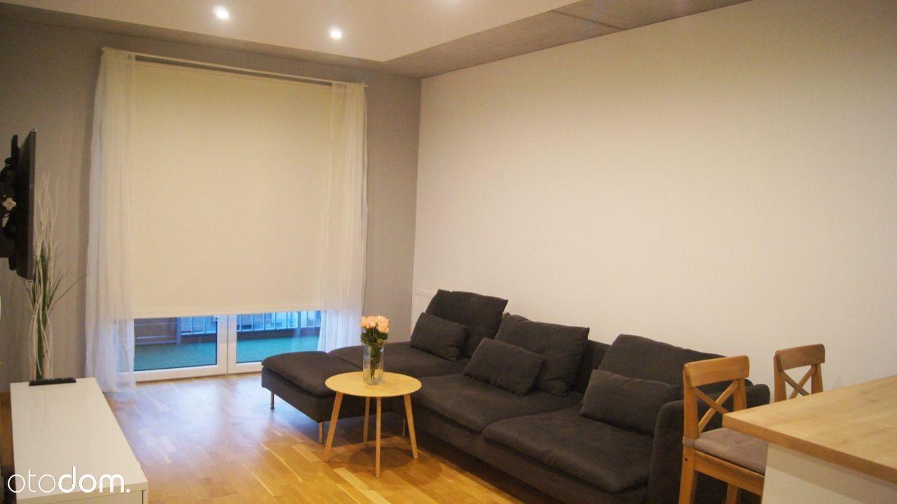 BAŻANTÓW - Luksusowe mieszkanie 40 m2.