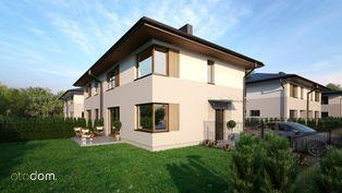 107.3 m2 plus duży ogród i miejsce postojowe