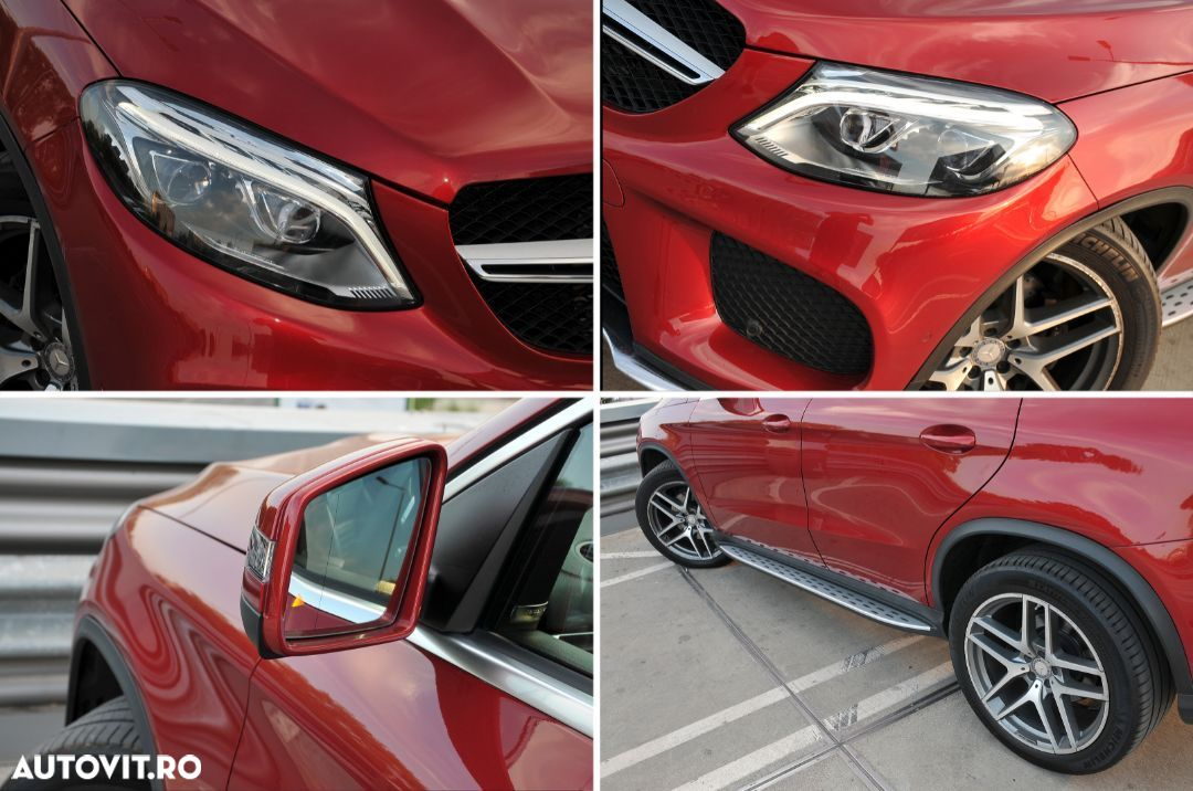 Mercedes-Benz GLE Coupe - 17