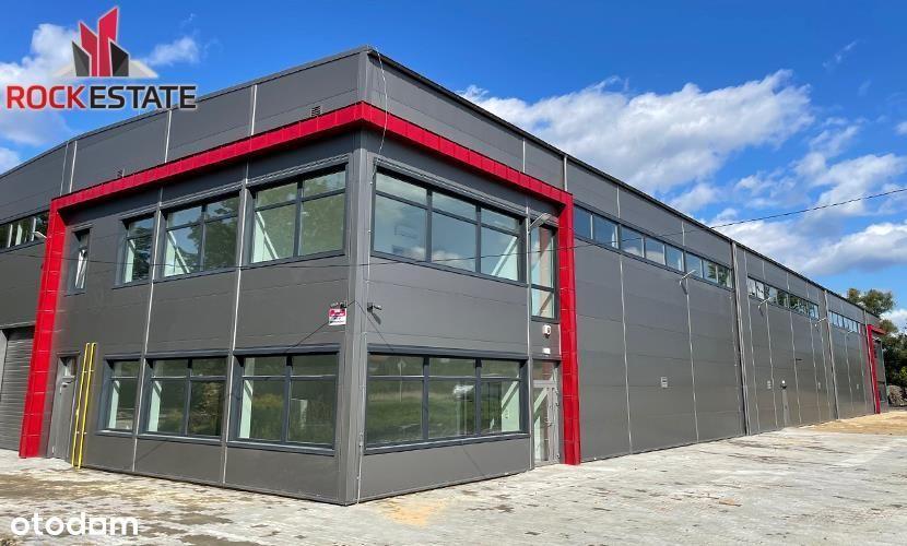 Nowy Magazyn 1000 m2 z biurem Grodzisk Mazowiecki