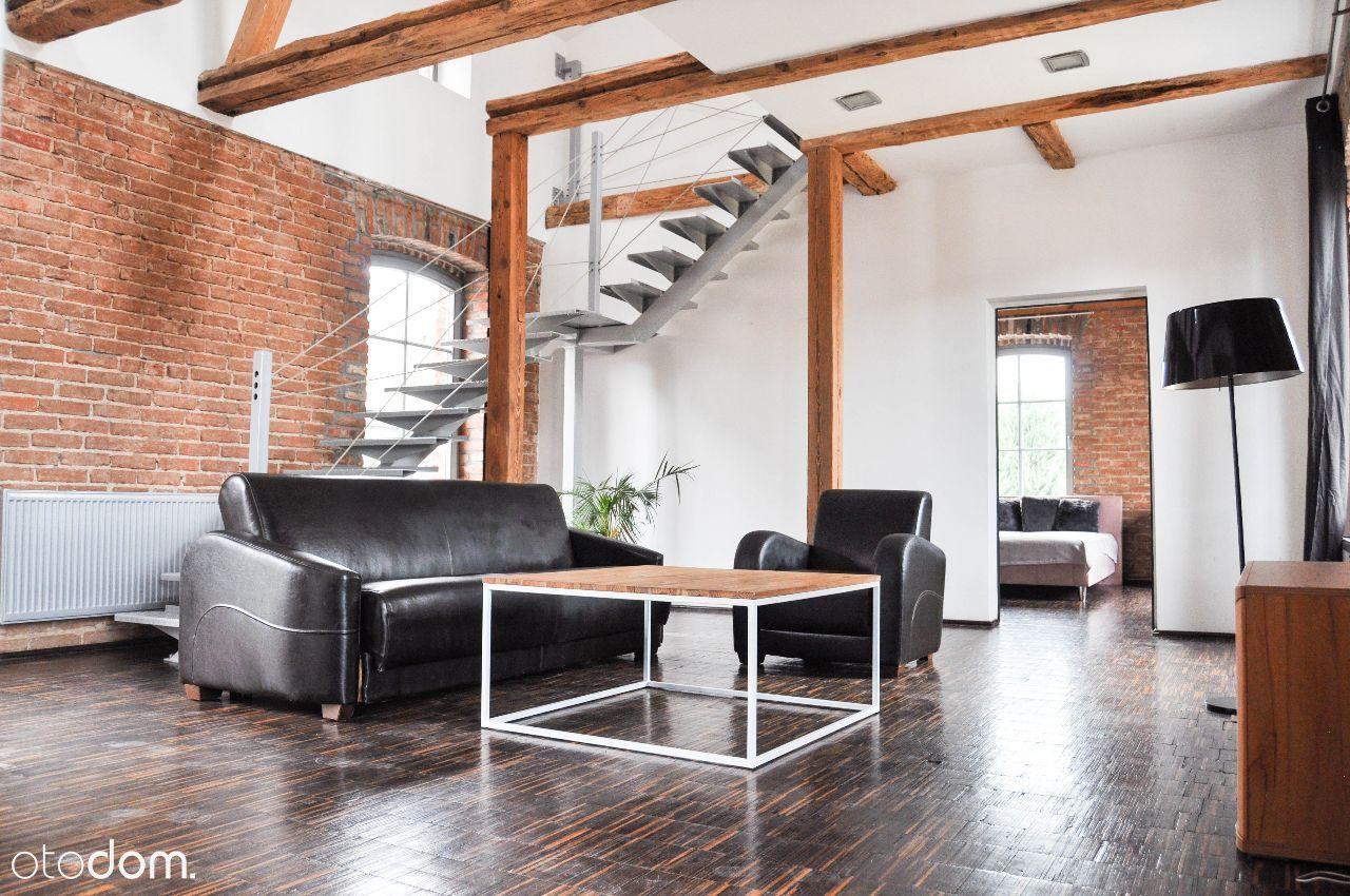 ⭐⭐⭐⭐⭐ 3 pokoje 115 m² Dwupoziomowy Loft Wałcz