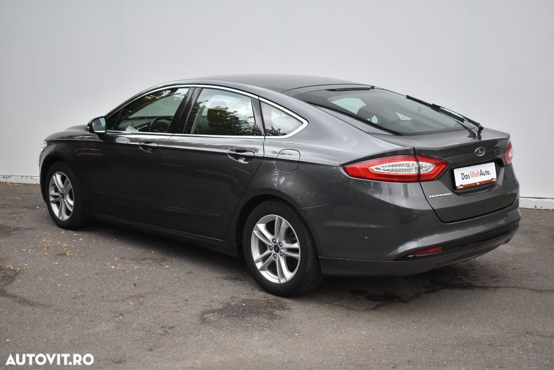 Ford Mondeo 1.5 - 8