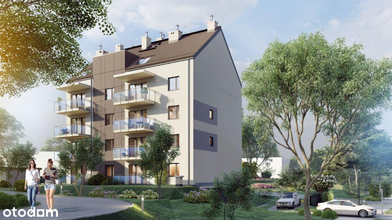 Mieszkanie w Inwestycji Villa Gardenia M 11