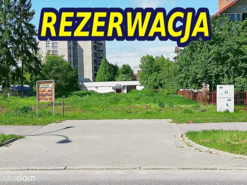 pod zabudowę usługową i mieszkaniową, Wyszyńskiego