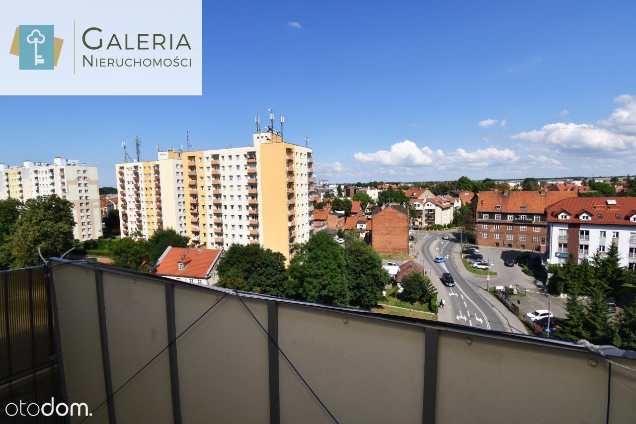 Czteropokojowe mieszkanie, 78,20 m2, 2 balkony