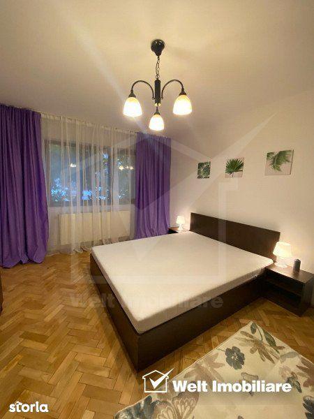 Apartament cu 1 camera, 30 mp, zona Manastur, PET FRIENDLY