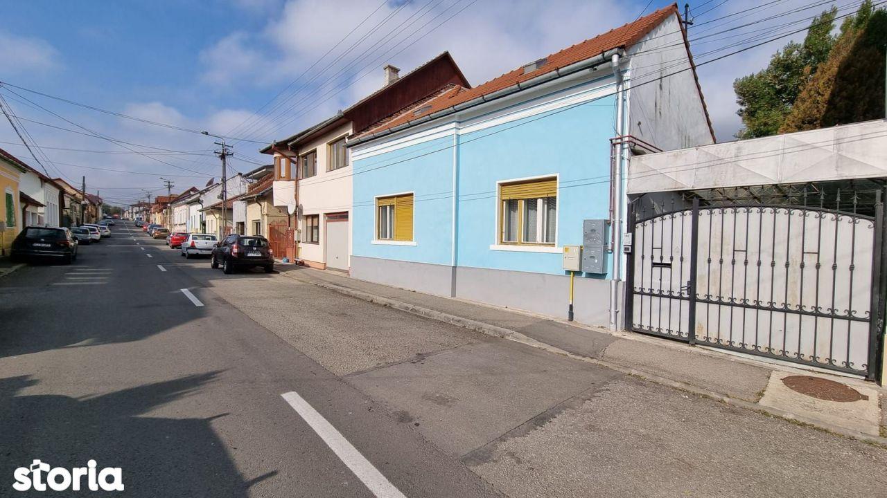 0 % comision Casa frumoasa situata in Gruia, 464 mp teren