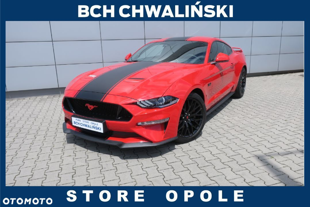 Ford Mustang Rece red Opole automat Magneride - 9