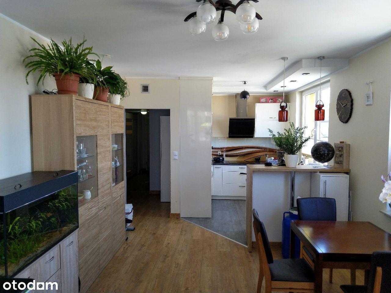 Przestronne, 3-pokojowe, jasne mieszkanie 63,79m2