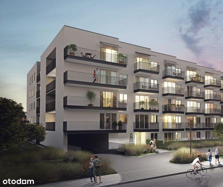 Przestronne Mieszkanie+5,88 Taras + 32,55 Ogród