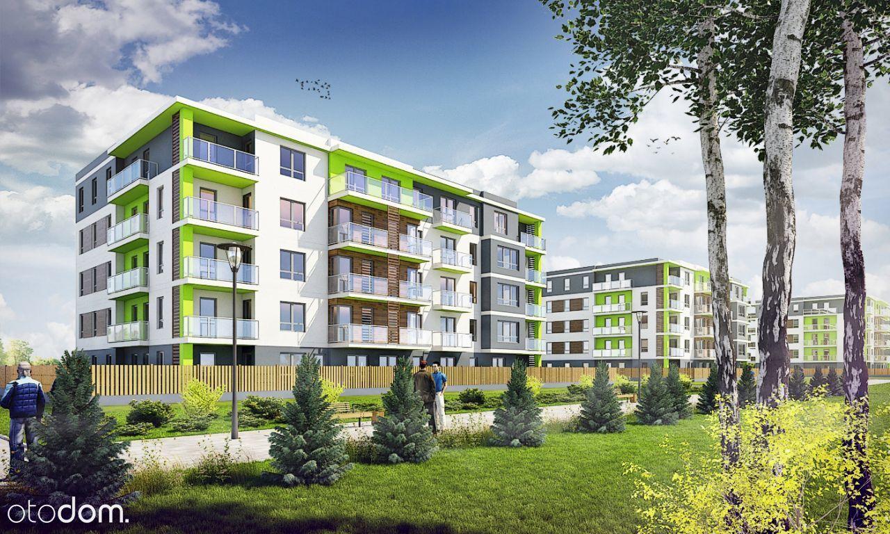 Dębowy Park / ul. Dębowa 80/ 63,46 m²