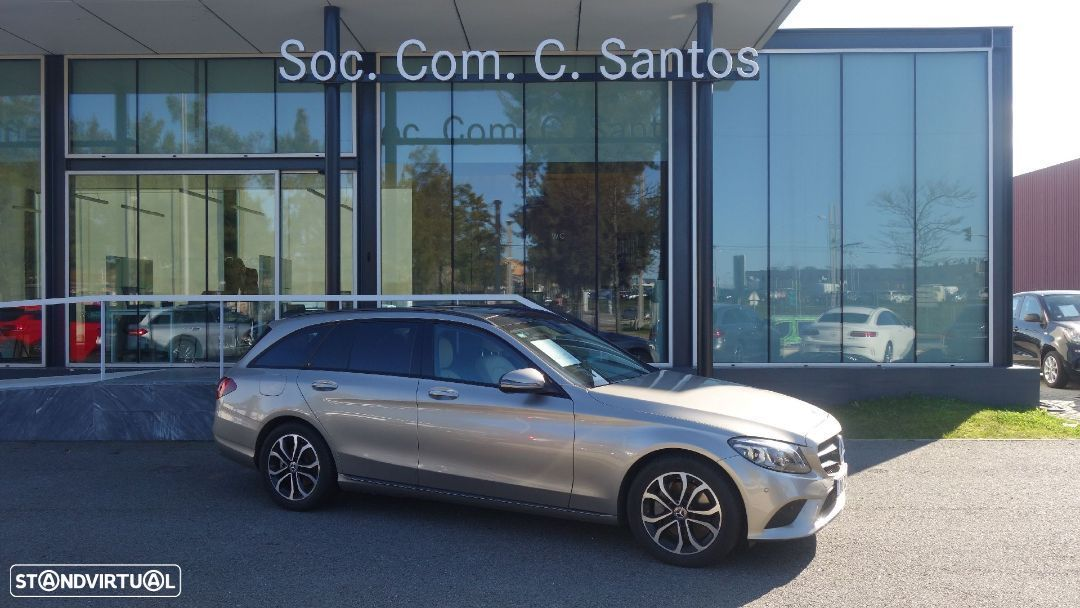 Mercedes-Benz C 300 Station - 1