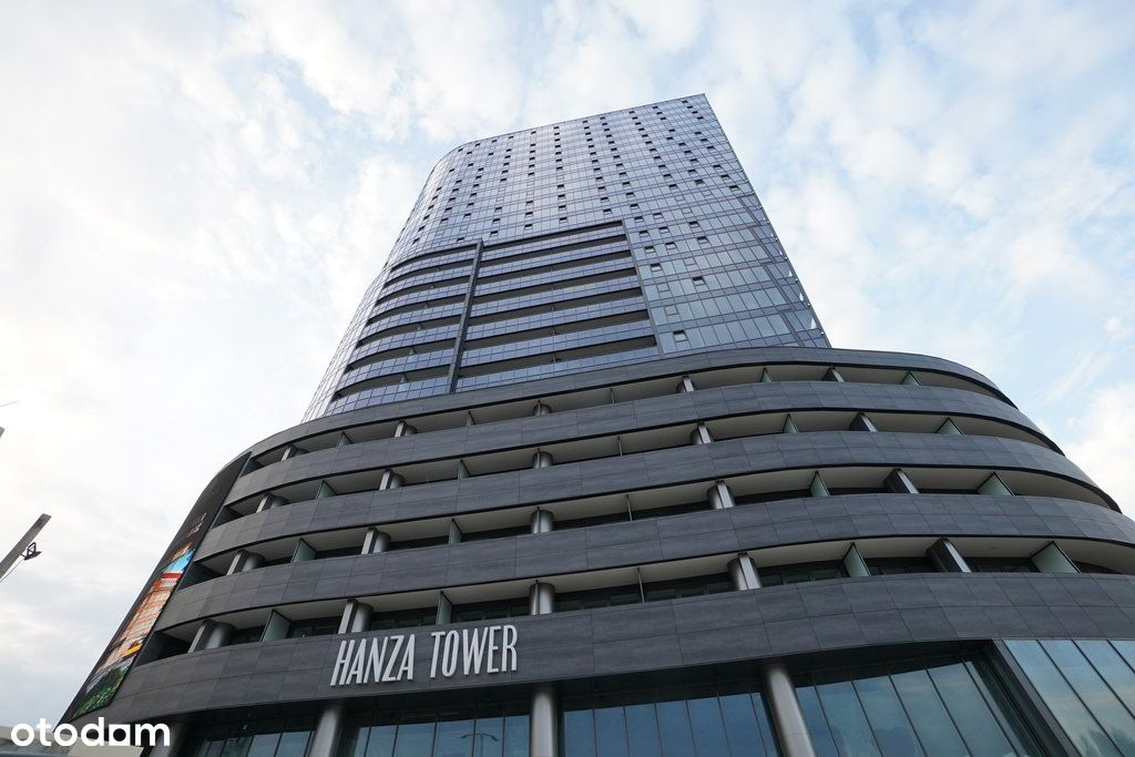 Apartament W Hanza Tower Z Panoramą Szczecina