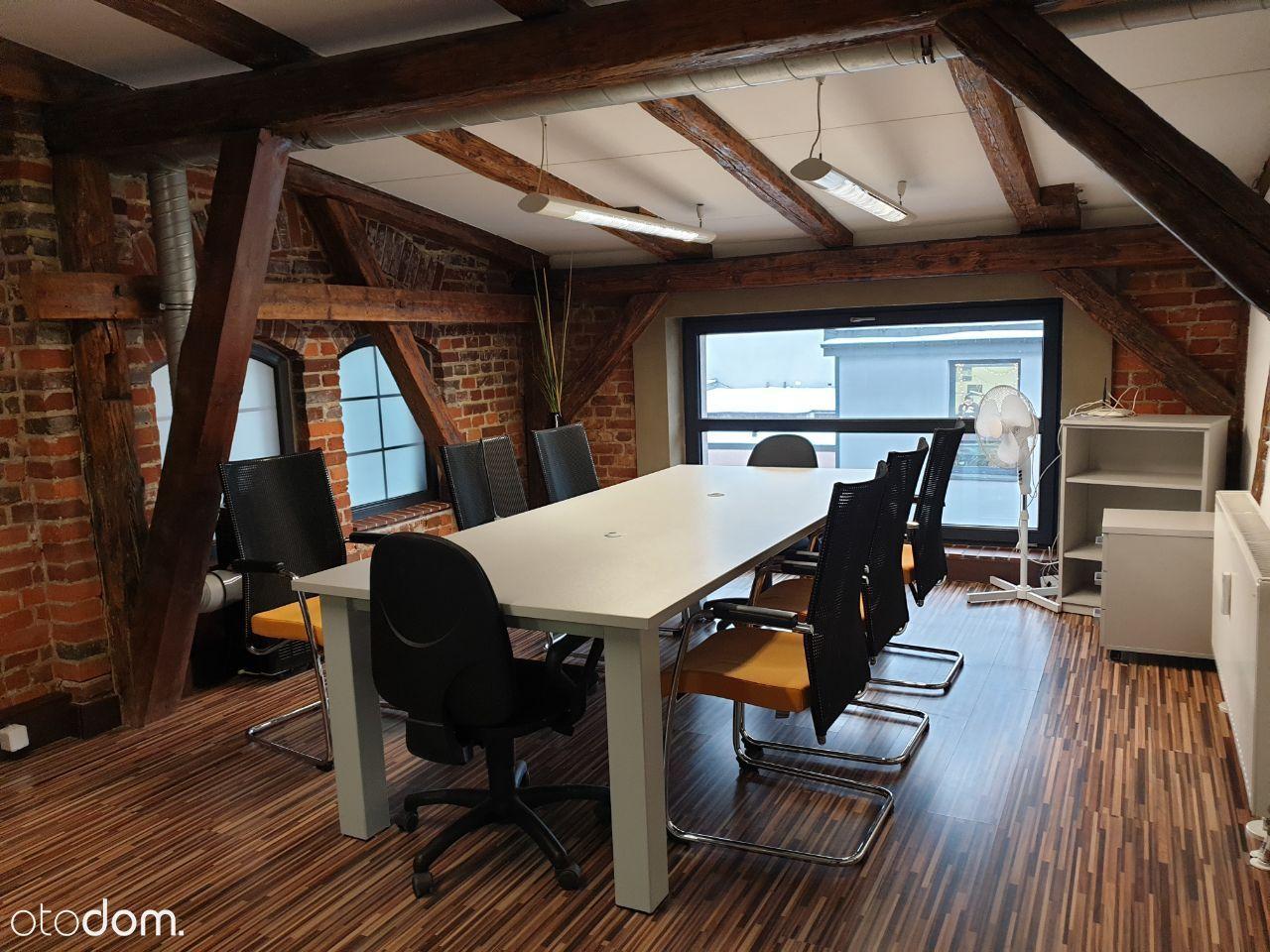Biuro 25m2 typu loft w centrum - Gliwce Młyńska 4