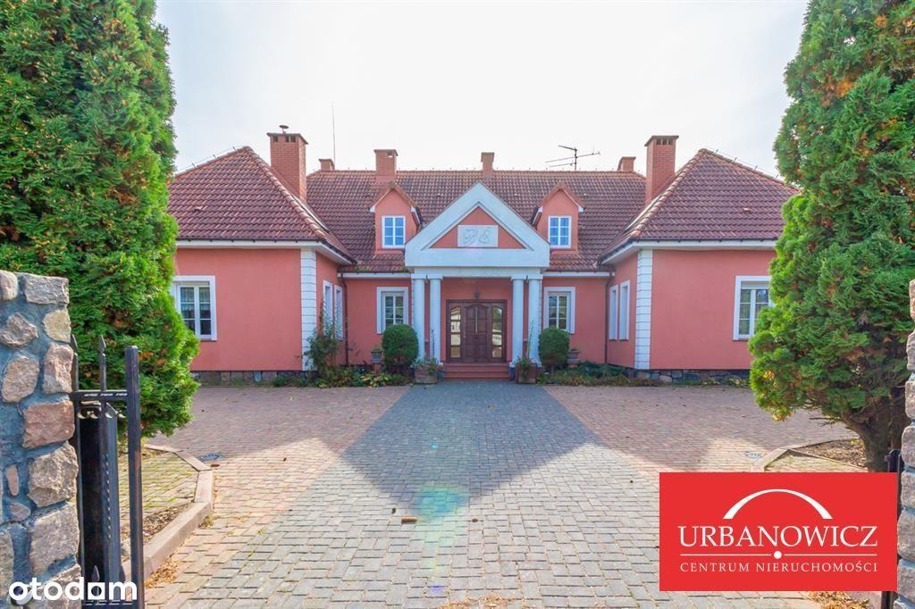 Parterowy dom z piękną działką w Nowych Bielicach.