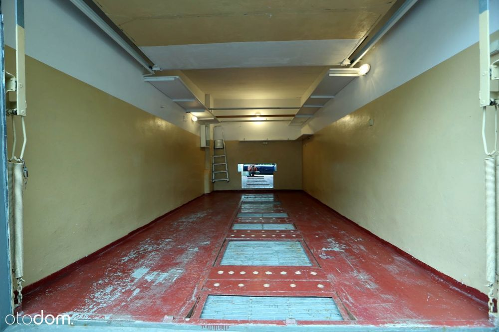 Garaż Czechów Lublin