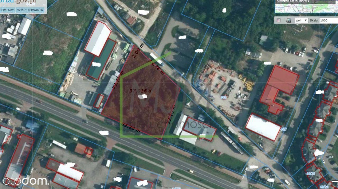 Działka, 3 600 m², Mierzyn