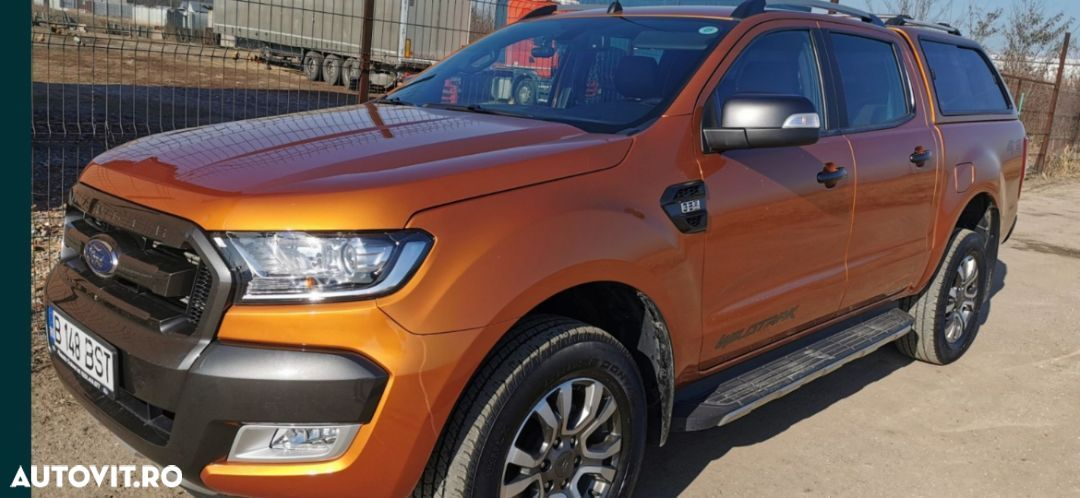 Ford ranger wildtrack - 2