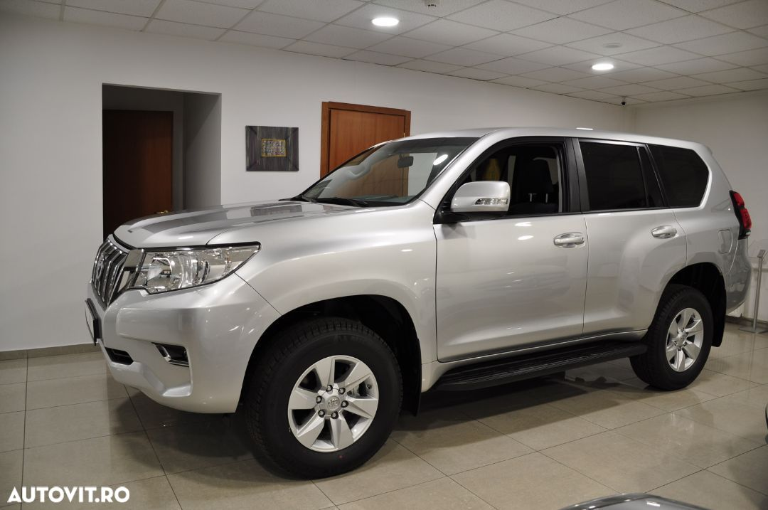 Toyota Land Cruiser - 12