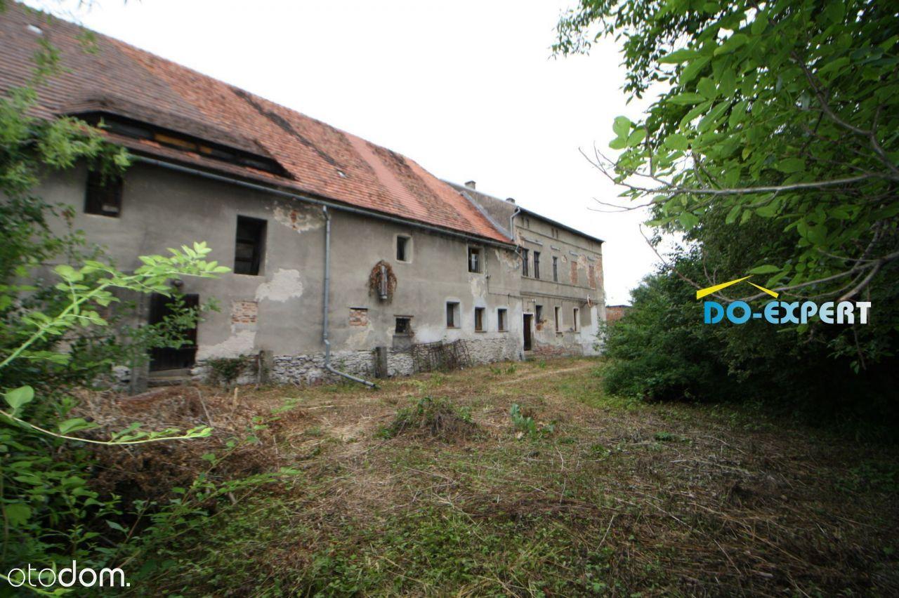 Obiekt pod inwestycje hotel 1km od Centrum Żarow