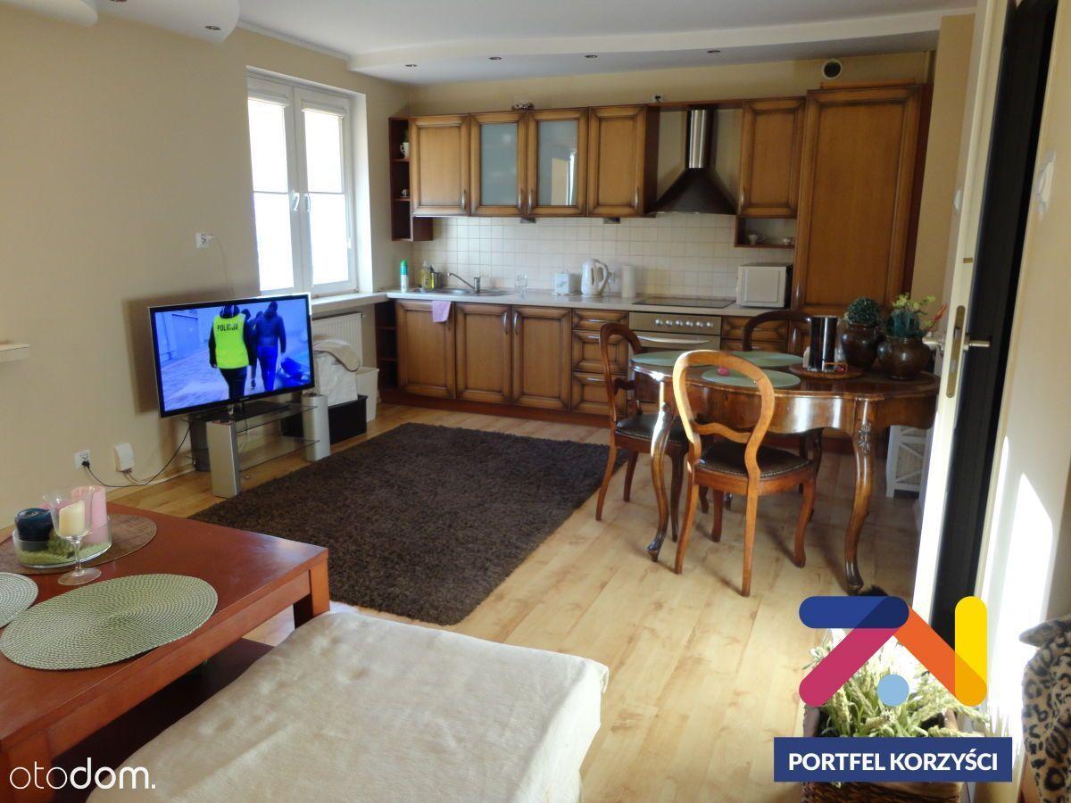 2 pokojowe mieszkanie wyposażone i umeblowane do w