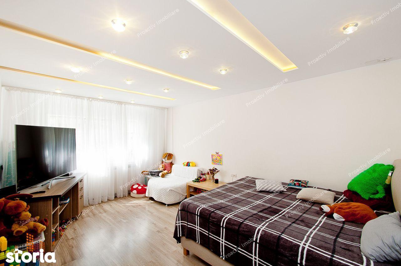 Apartament 3 camere Mazepa 2, mobilat, centrala termica