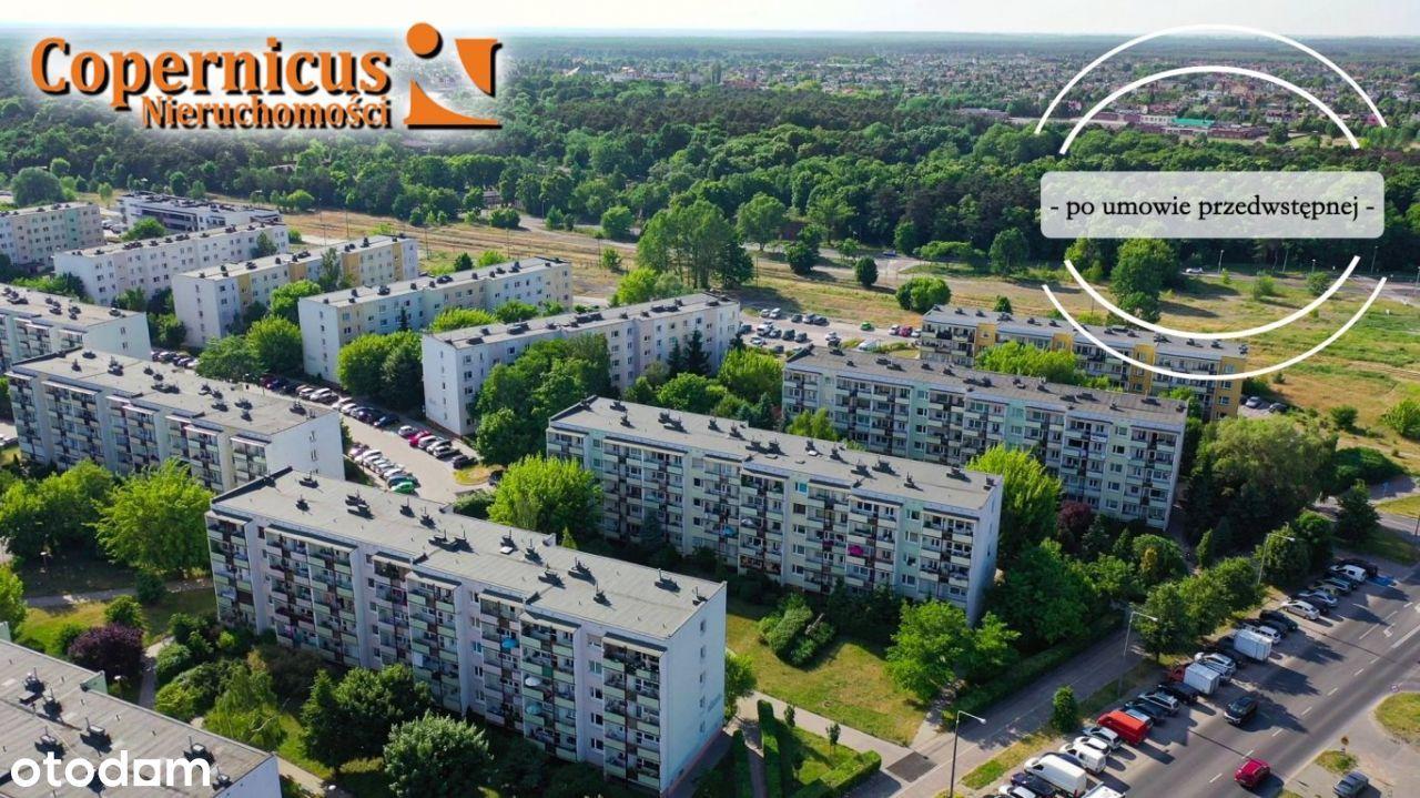 Przestronne mieszkanie 4 pokojowe na 1 piętrze