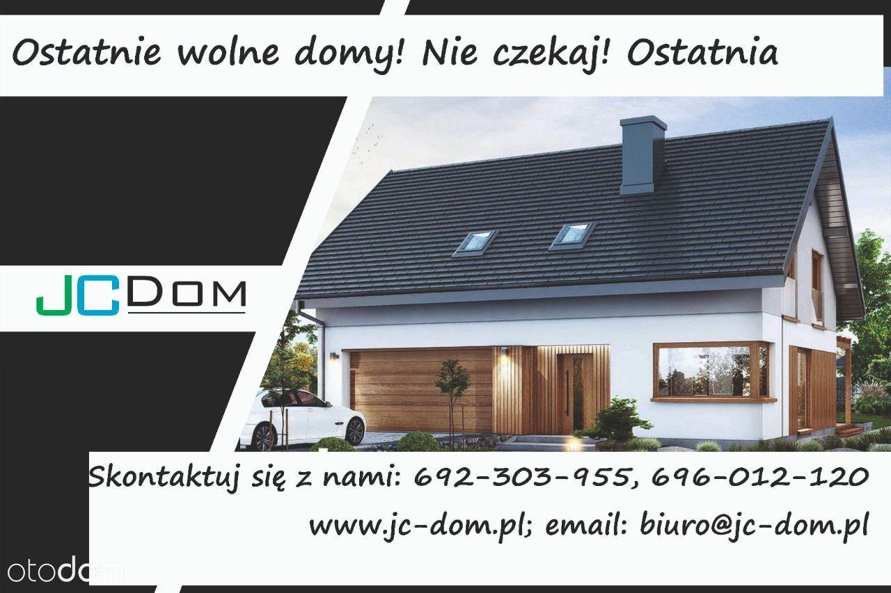 Domy wolnostojące, Kraków- Ruczaj (Czerwone Maki)