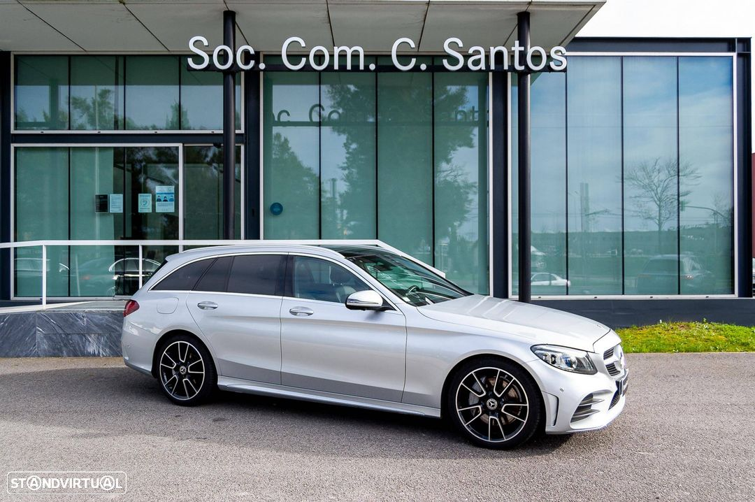 Mercedes-Benz C 300 300d AMG Station - 3