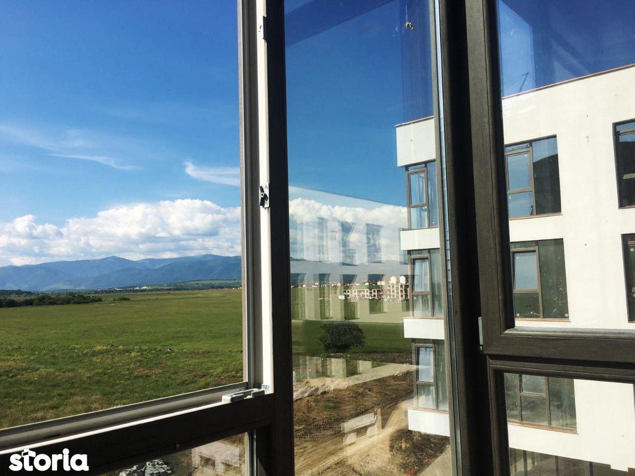 Etaj 2 Apartament 2 camere 82 mp Azure Residence Doamna Stanca