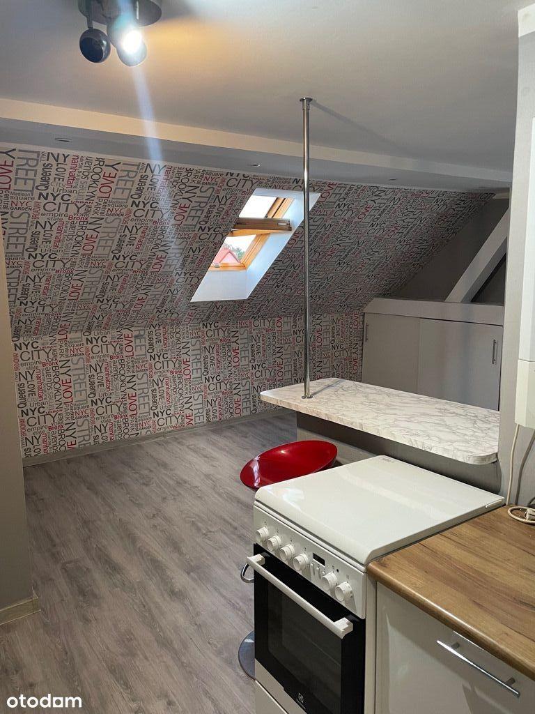 Mieszkanie 2 pokojowe do sprzedania na poddaszu