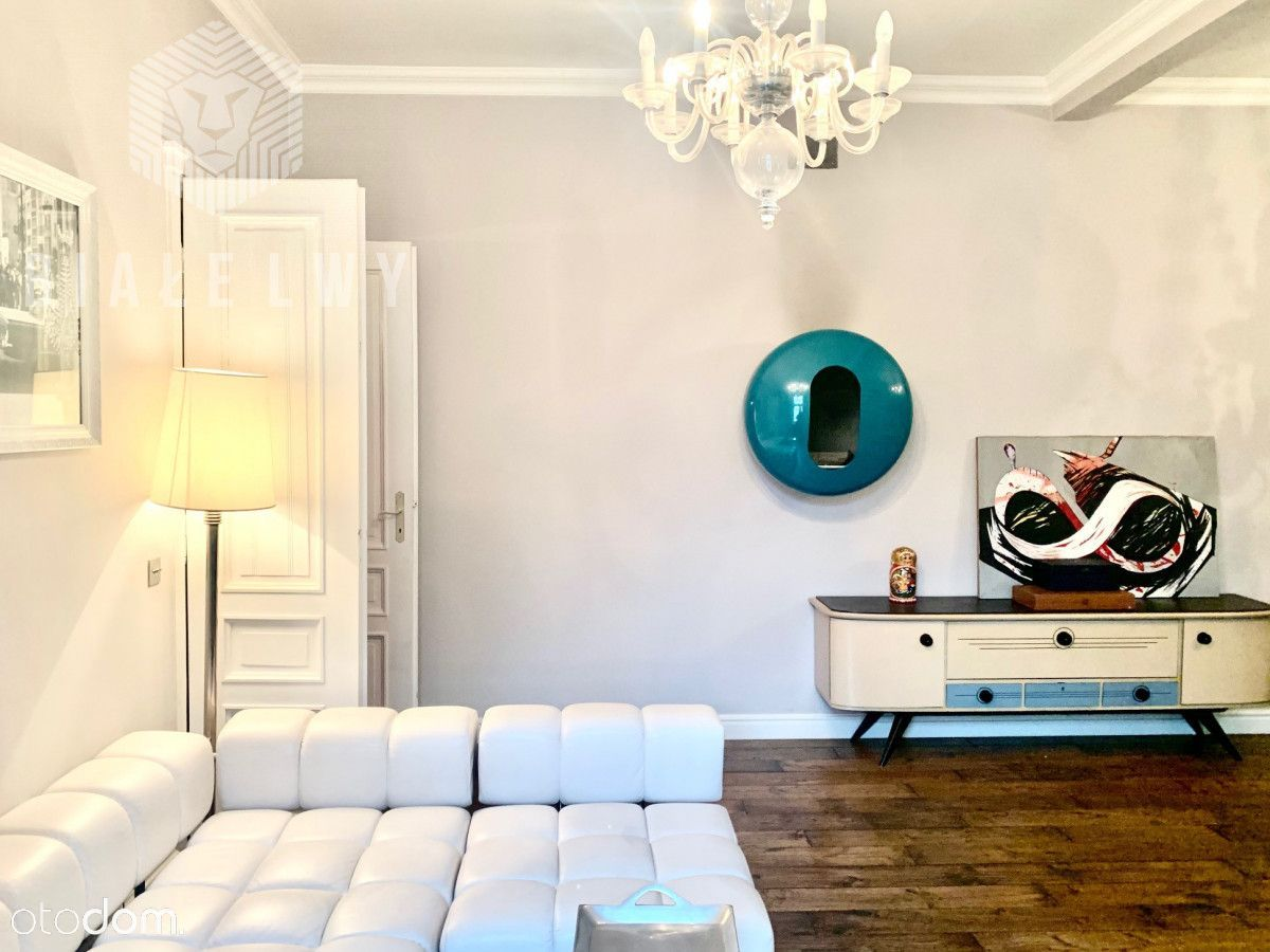 Luksusowy apartament z balkonem na ul. Poznańskiej