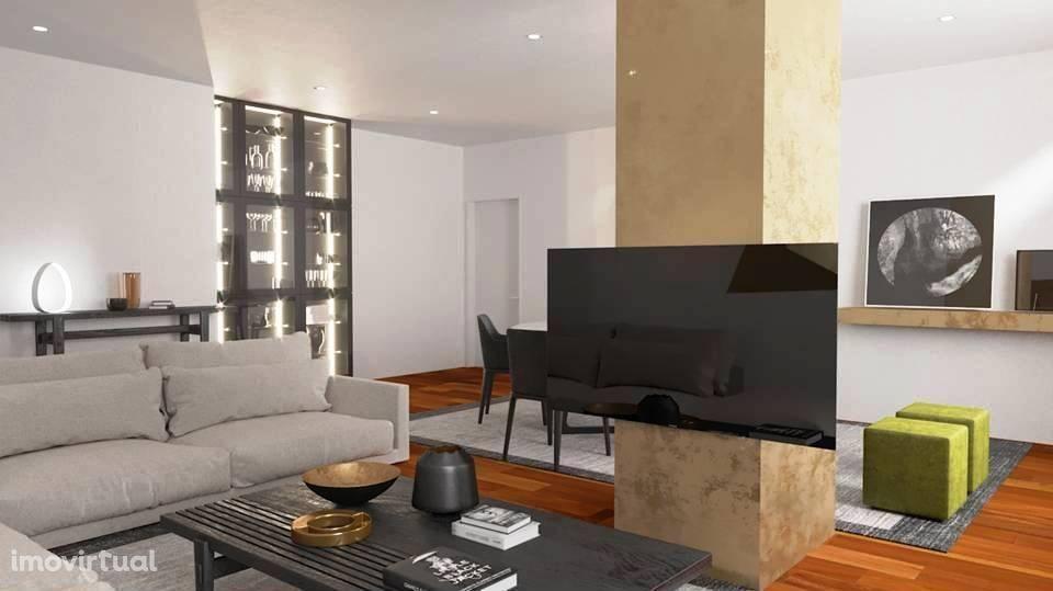 Apartamentos novos, T3 à Boavista, Porto