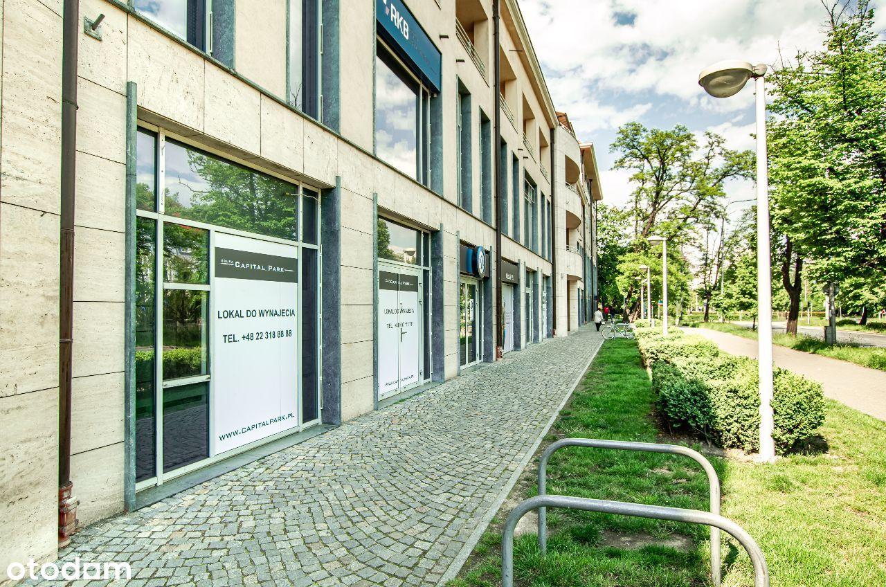 Lokal handlowo-usługowy 234 m² Wrocław Powst. Śl.