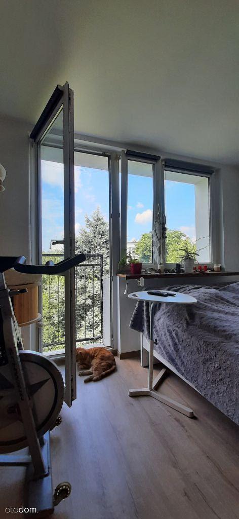 Słoneczne mieszkanie na Grunwaldzie