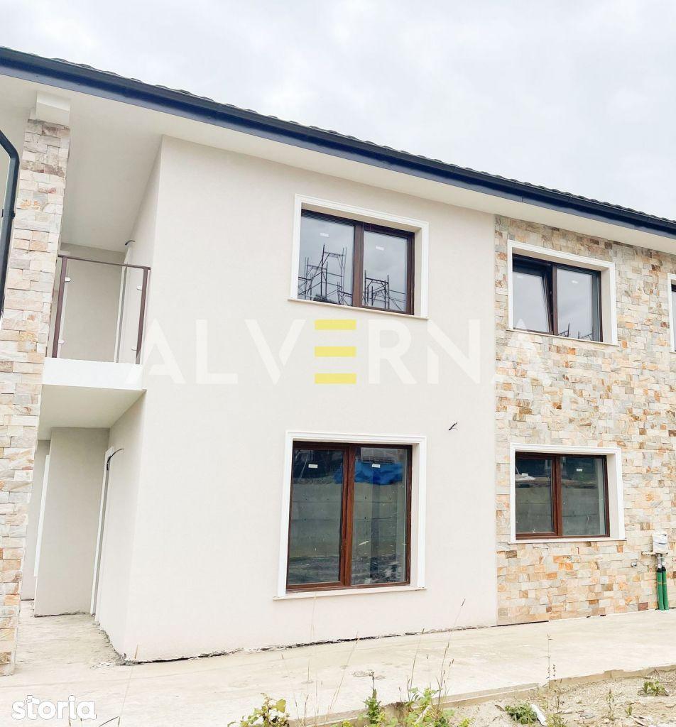 NOU! Casa tip Duplex 5 camere, 140 mp, panoramic, zona Voronet