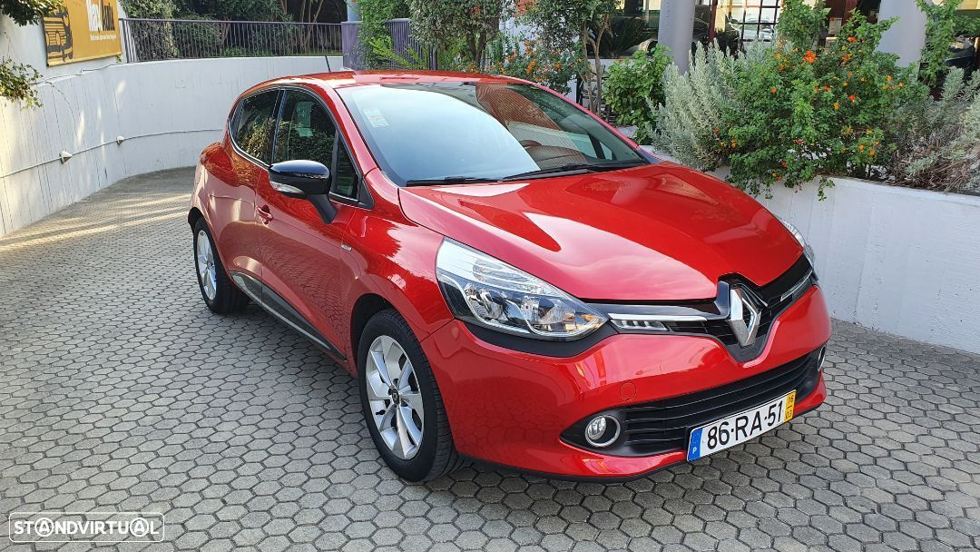 Renault Clio 1.5 dCi Limited - 23