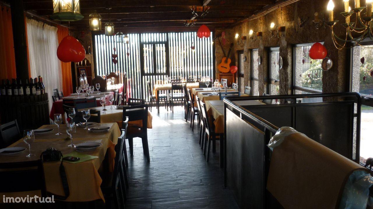 Restaurante em Baltar
