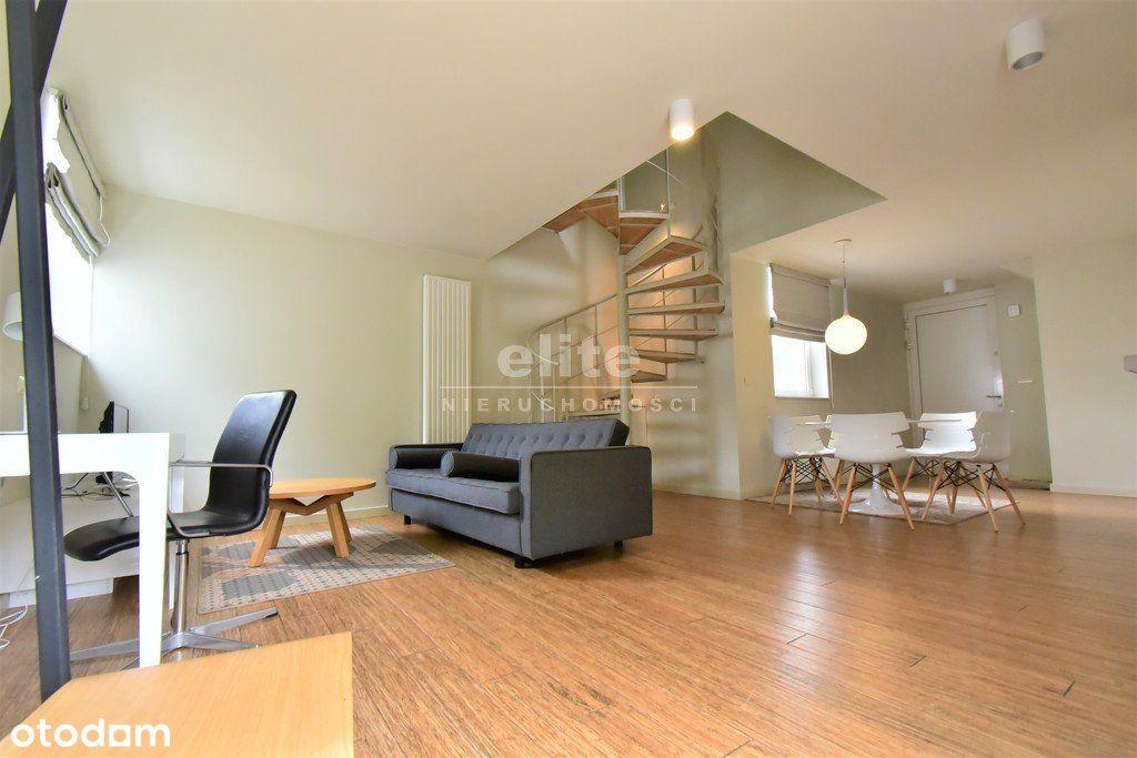 Apartament 55,5m2+40m taras basen zew. i wew.