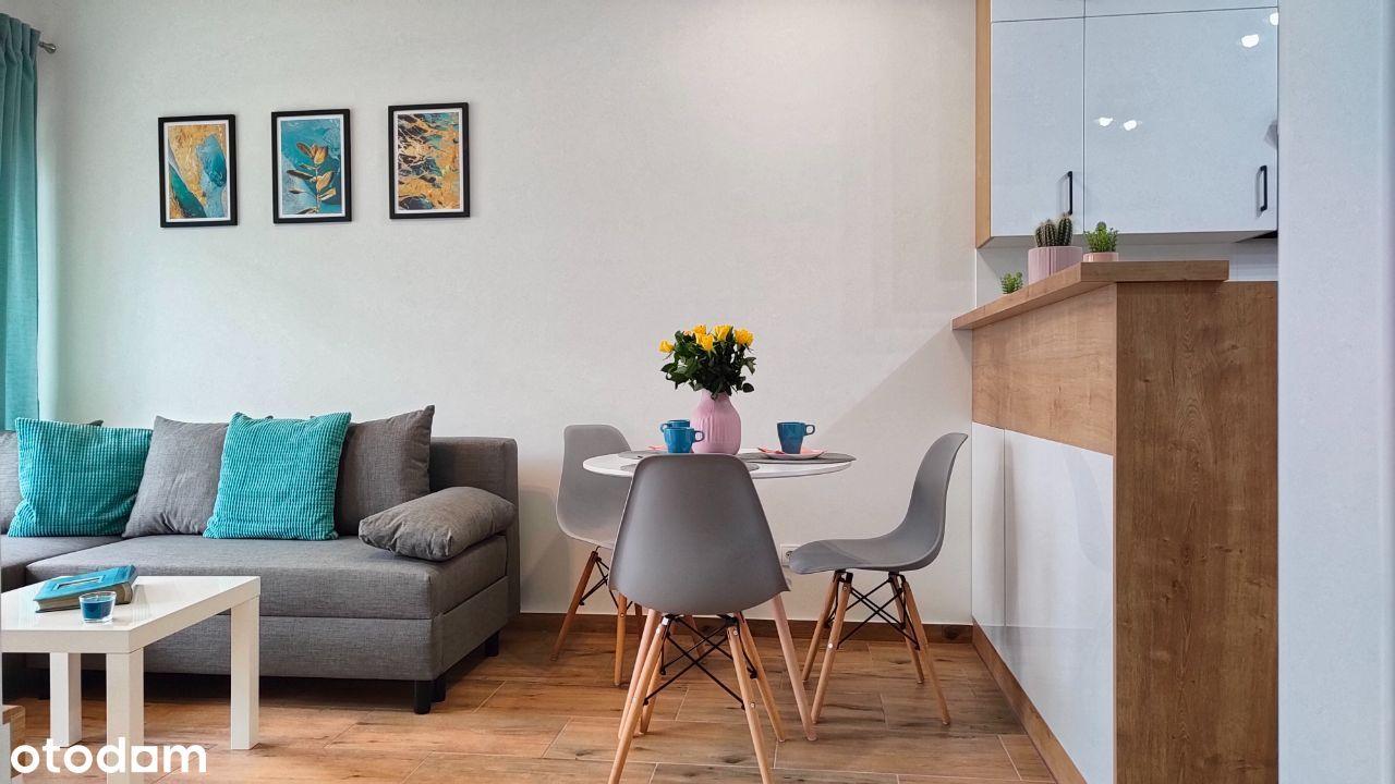 Nowe mieszkanie 2 pokoje do wynajęcia ul. Liliowa