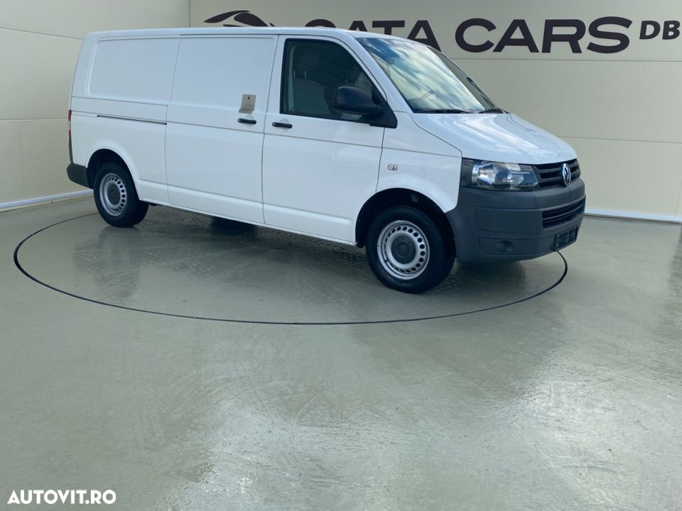 Volkswagen T5 2.0 TDI,Lung,Clima - 22