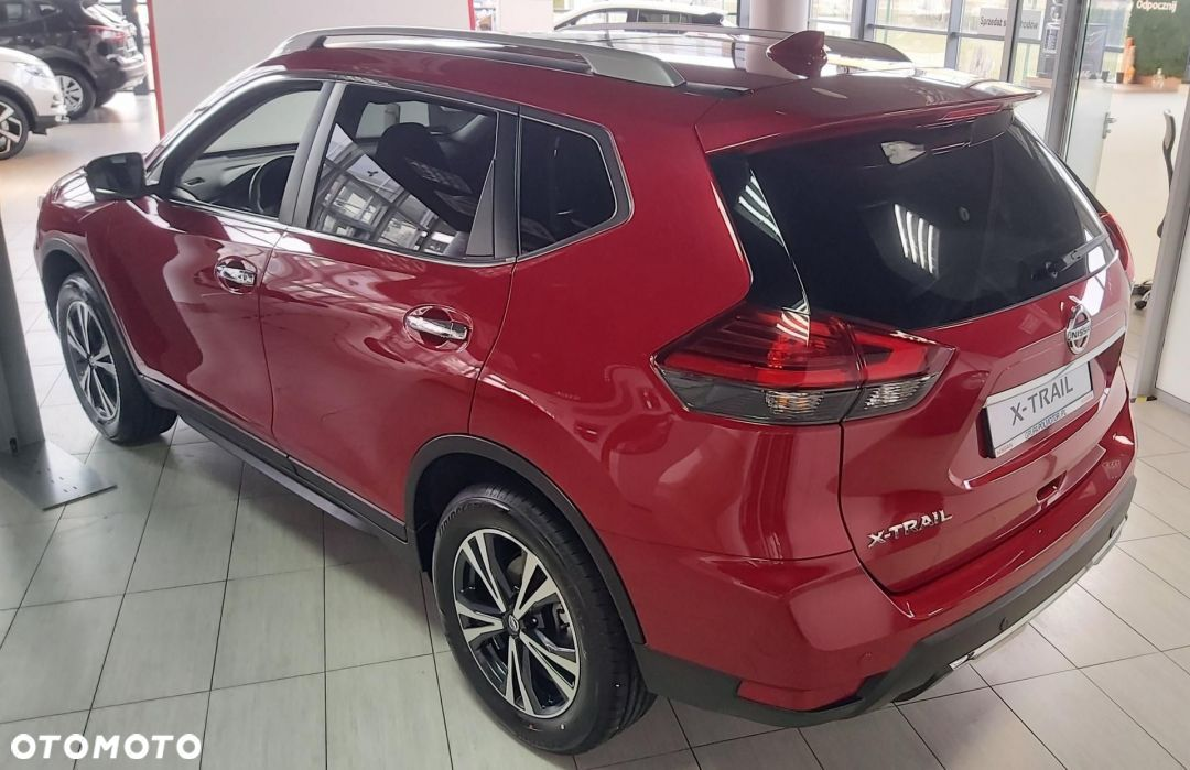 Nissan X-Trail N-CONNECTA 1.3 DIG-T 160 + panoramiczny szyberdach - 4