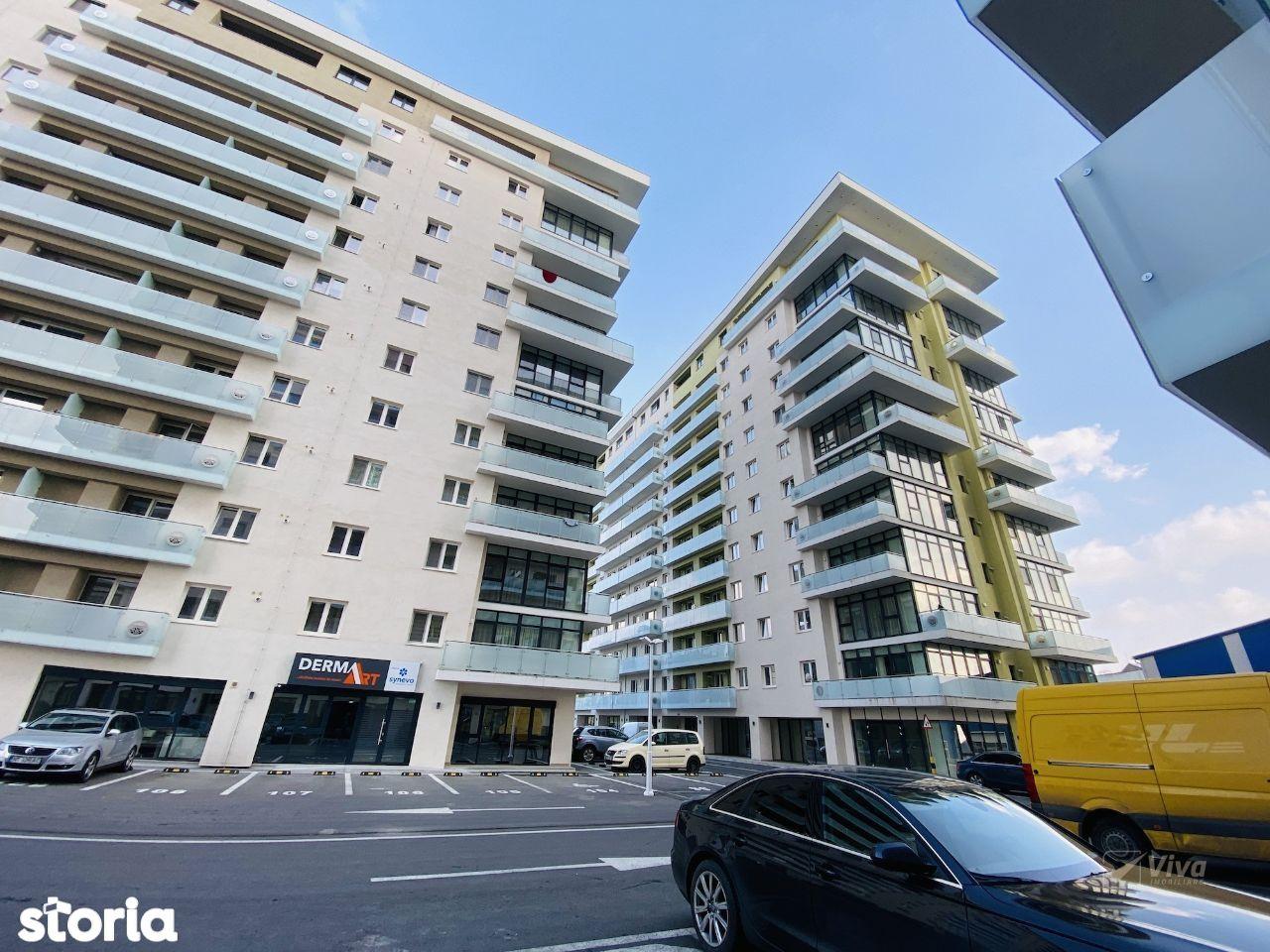 Apartament 2 camere bloc nou Tudor Vladimirescu 70 mp
