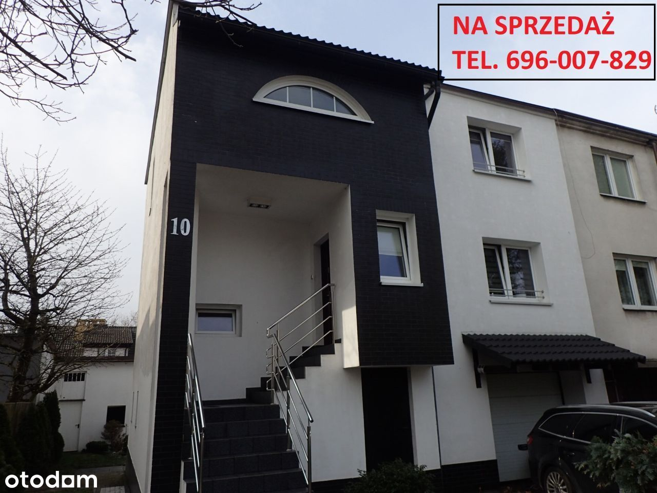 Sprzedam dom ul. Kusocińskiego w Słupsku