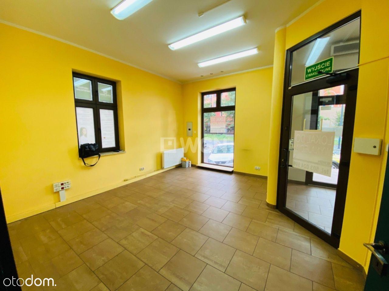 Lokal użytkowy, 55,53 m², Jaworzno