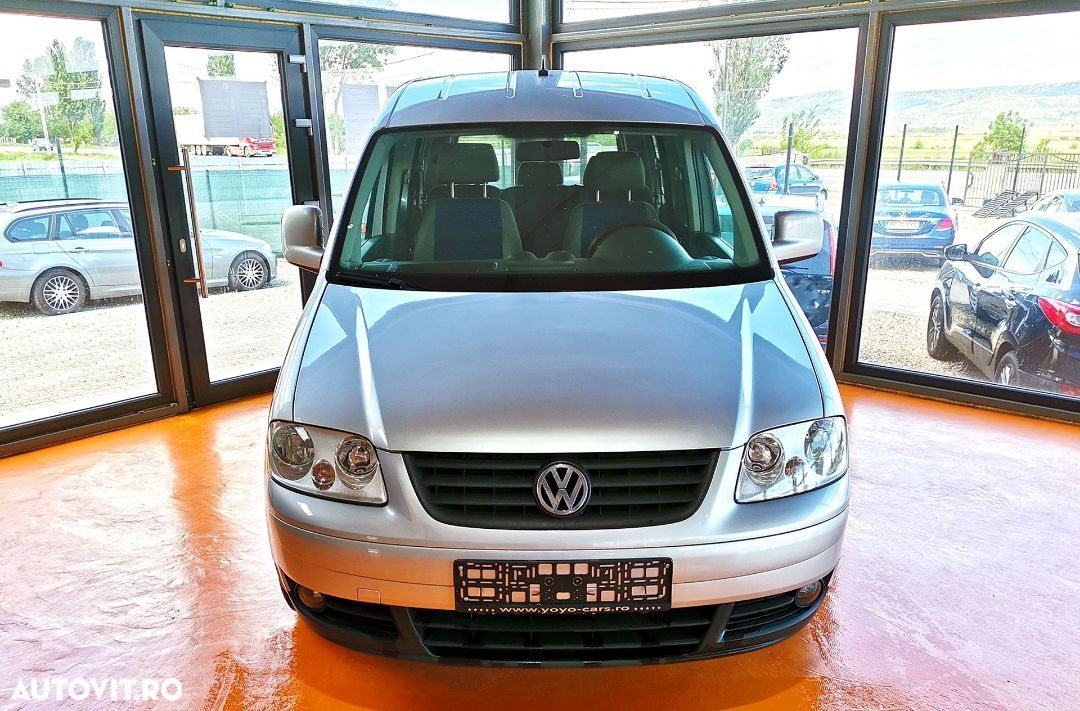 Volkswagen Caddy - 2
